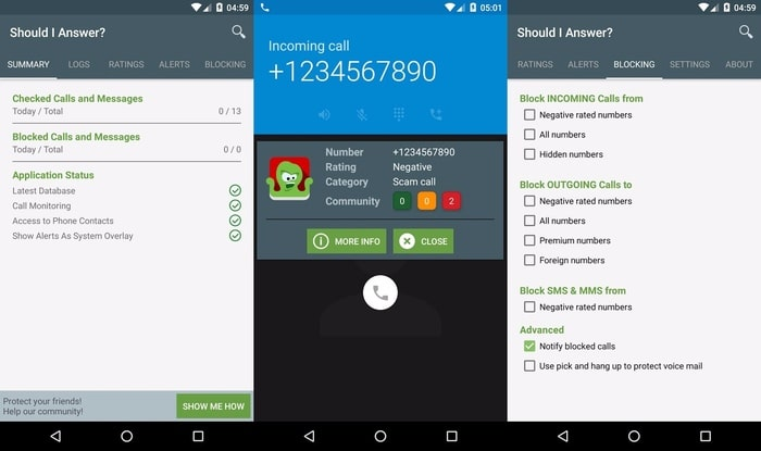 7 Best Call Blocker Apps For Android To Block Calls Amp Text