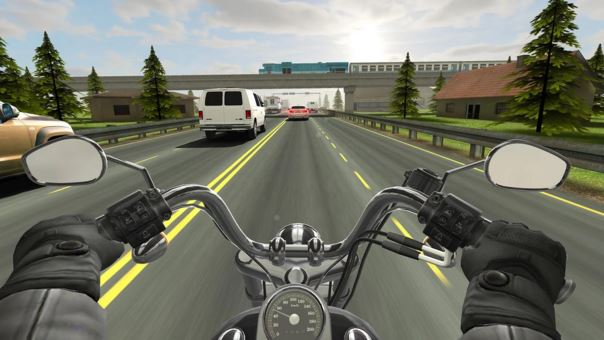 traffic rider - Best Android Racing Games - Best Racing Games for Android - Paid and Free Android Racing Games