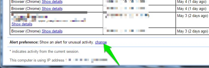 Gmail-last-activity-Change - See Your Gmail Account Activity to Detect Suspicious Activity in Gmail