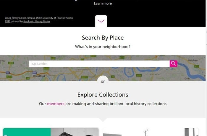 History Pin-find-history-pictures - Roam the City - Best Tools and Apps to Roam the City