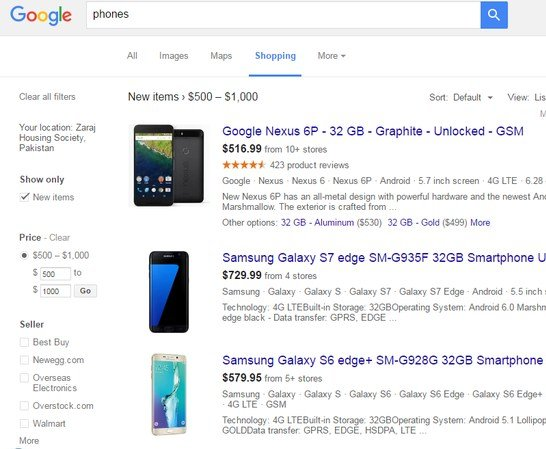 shopping-with-google - Google Search Tips and Tricks