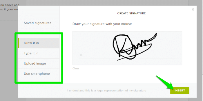 Best Digital Signature Software to Add Digital Signature in Word - How to Sign a Word Document Digitally - Insert Electronic Signature in Word