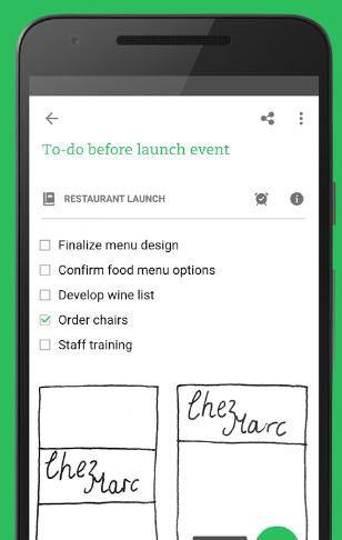 evernote for android - note taking app