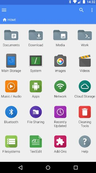 fx file manager - best file manager apps for android - Best Android File Manager & Explorer Apps for Better File Management