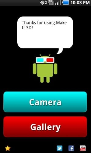 3d camera - make it 3D - best 3d camera apps for android - Top 5 Best 3D Camera Apps for Android to Capture 3-Dimensional Images