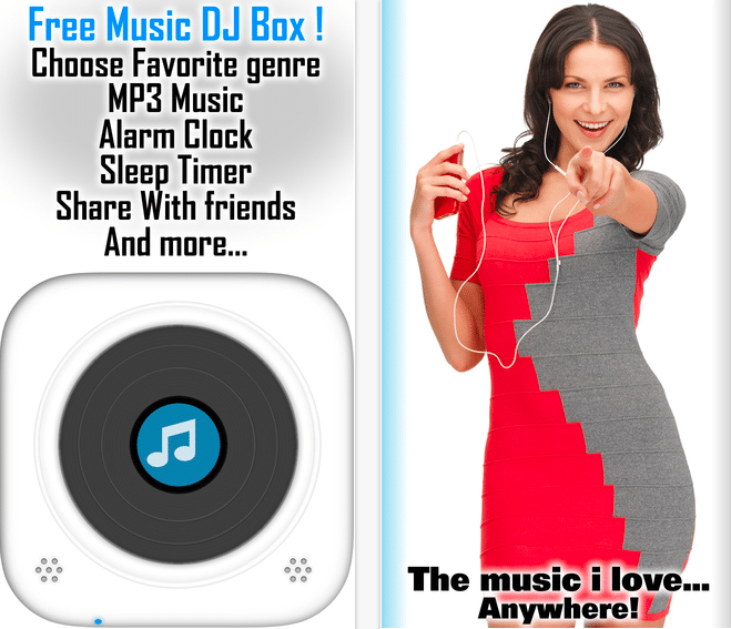 Free Mp3 Music Hits Box - Best Free Music Downloader Apps for iPhone and iPad Users