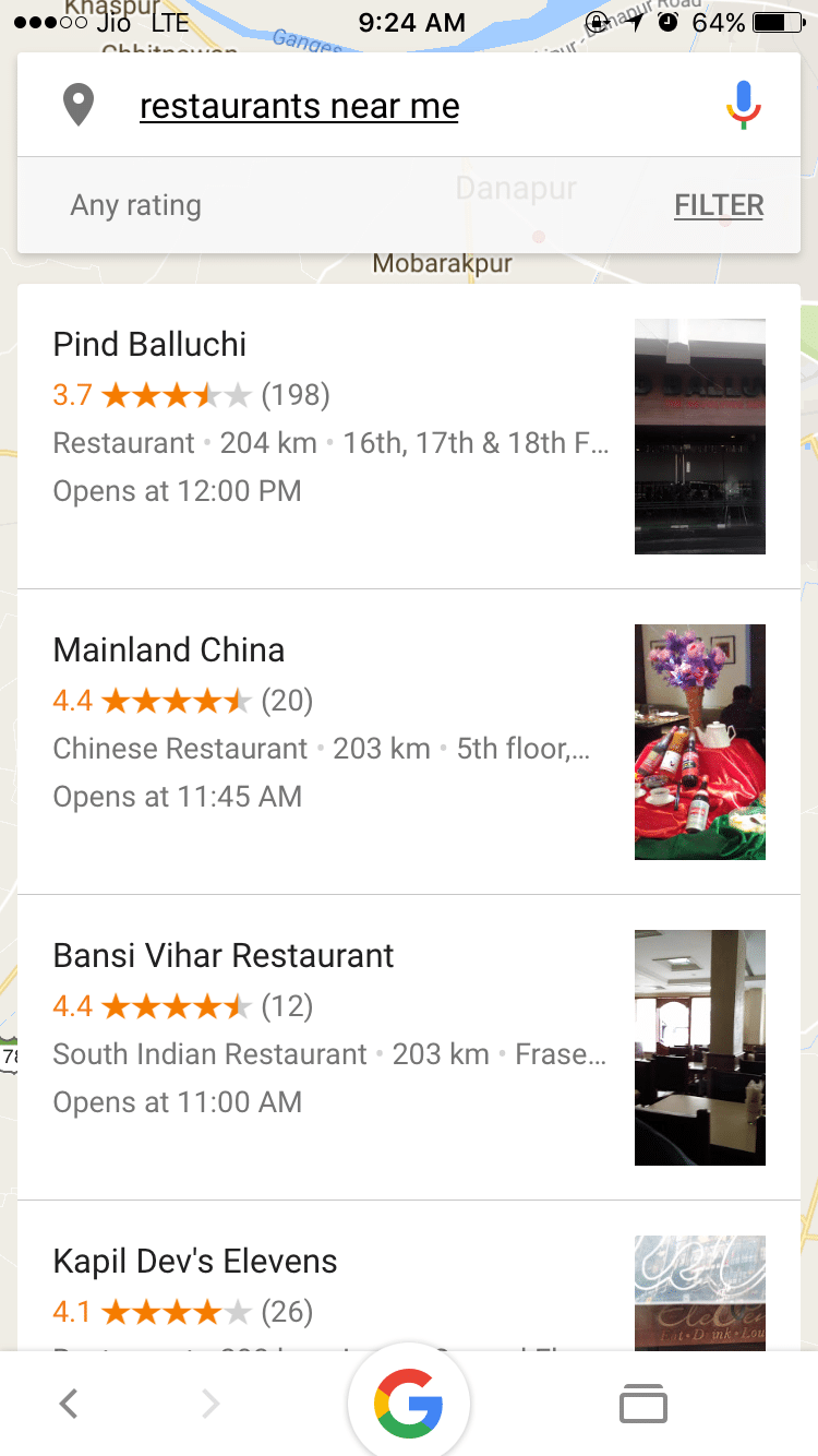 Food Near Me How To Find Restaurant For Quick Food Delivery