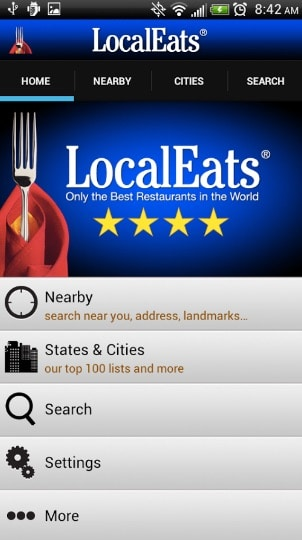 LocalEats - Fast Food Resturants Near Me - Find Restaurants for Chinese, Mexican, Thai, Fast Food Delivery Near Me - Food Near Me