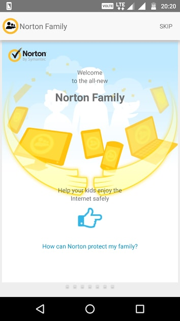 norton family parental control apps for android - Top 5 Best Parental Control Apps for Android to Monitor Your Kids Activity