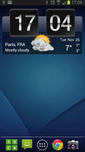 sense clock - Best Clock Widgets for Android - Top 8 Best Clock Widgets for Android to Better Customize Home Screen