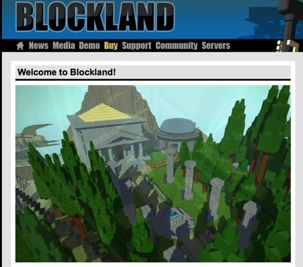 Blockland - Games Like MineCraft - Top 10 Best Building Games Like Minecraft - Minecraft Like Games