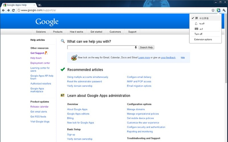 google-input-tools - Best Chrome Extensions – Ultimate List of Best Extensions for Chrome Users