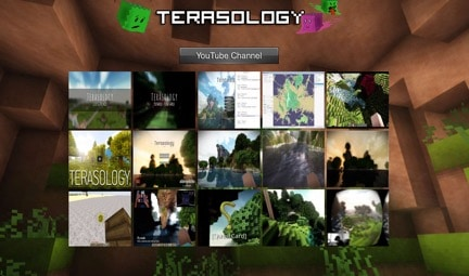 Terasology - Games Like MineCraft - Top 10 Best Building Games Like Minecraft - Minecraft Like Games