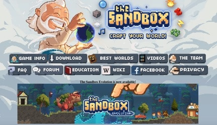 The Sandbox - Games Like MineCraft - Top 10 Best Building Games Like Minecraft - Minecraft Like Games