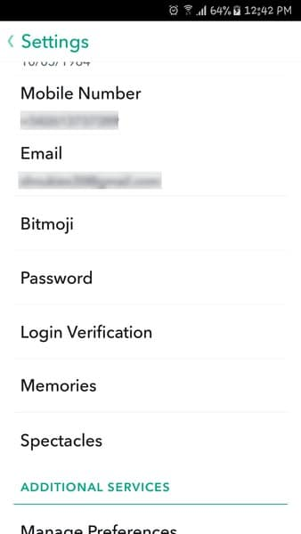 Two-Step Verification for Snapchat - Change Snapchat Password - How to Change Snapchat Password or Recover Hacked Snapchat Account?