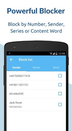 clean inbox - best sms blocker apps - Top 6 Best SMS Apps for Android to Block Spam Text Messages