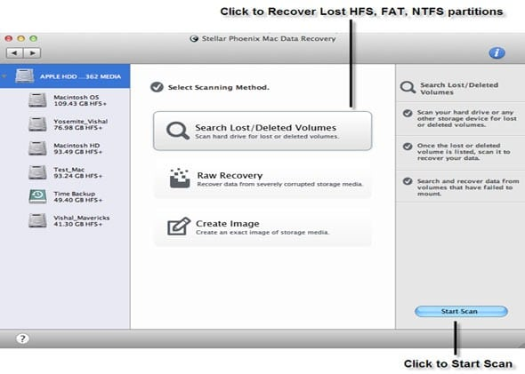stellar-phoenix-mac-data-recovery - What is the best Data Recovery Software for Mac - Top 6 Best Data Recovery Software for Mac Users