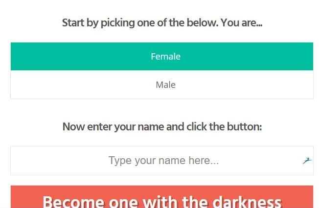 The Dark Elf Name Generator - Best Skyrim Name Generators for Argonian, Dark Elf and Nord Names