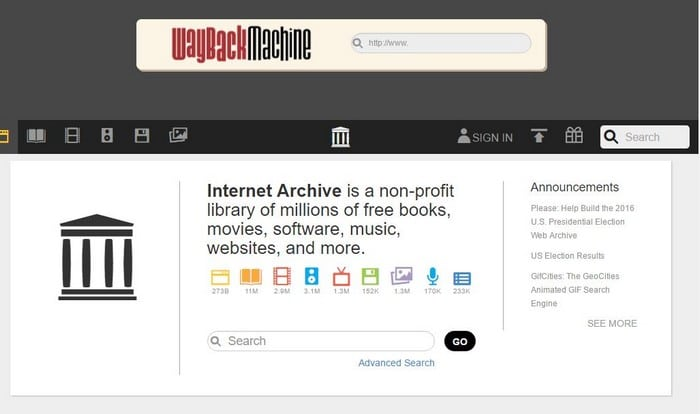 the internet archive for the hidden web top 10 best deep web search engines to