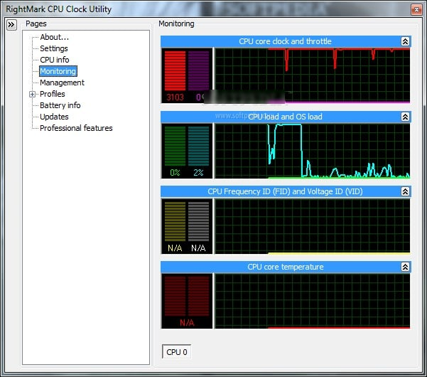 CPU Clock Utility - Temp program for CPU - Best CPU Temp Monitor Software - Top 10 Best CPU Temp Monitoring Programs to Monitor CPU Temperature