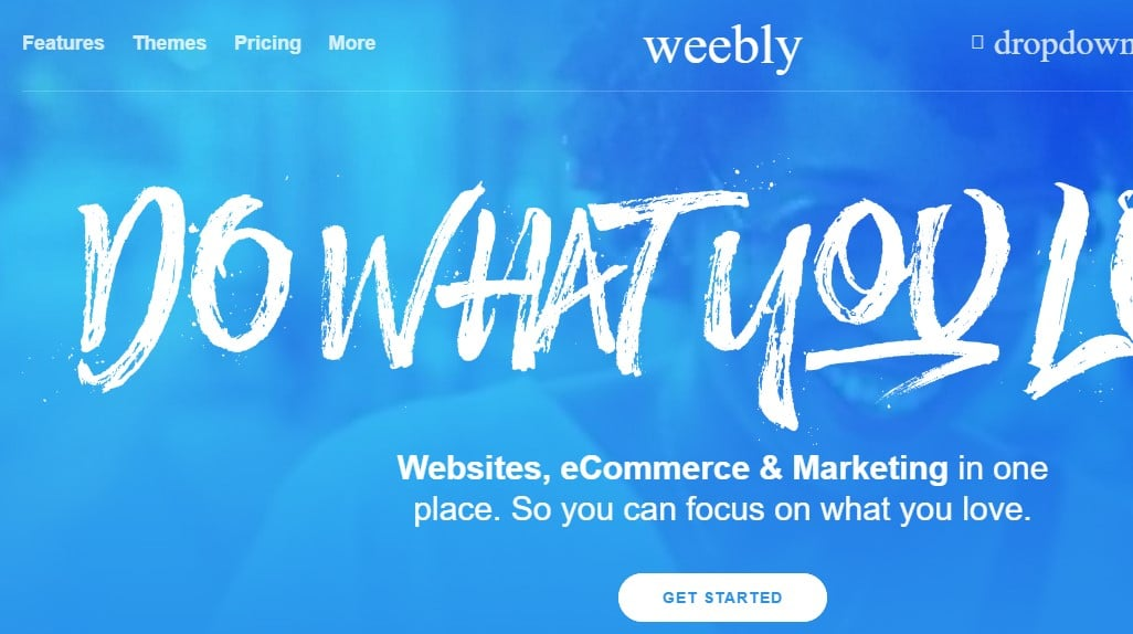 weebly - Sites Like Tumblr: Top 10 Best Sites Like Tumblr to Start Blogging for Free