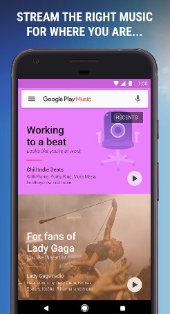 google play music - Best Android Music Player - Top 8 Best Music Player Apps for Android to Supercharge Your Music Experience