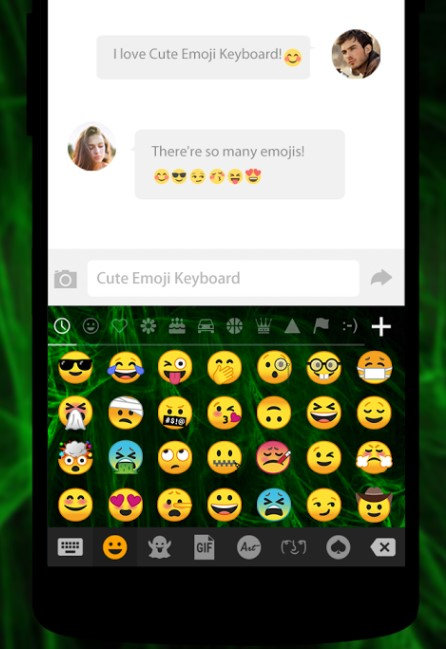 best emoji keyboard apps - Emoji keyboard Cute Emoticons - Best Emoji Apps to Get Extra Emoticons for Android and iOS