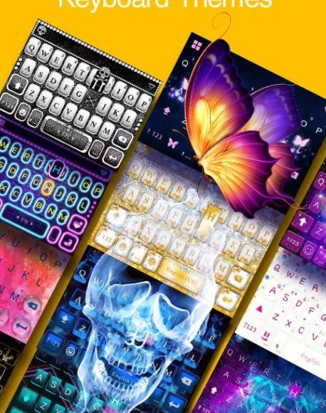 kika keyboard - Best Emoji Keyboard App - Best Emoji Apps to Get Extra Emoticons for Android and iOS