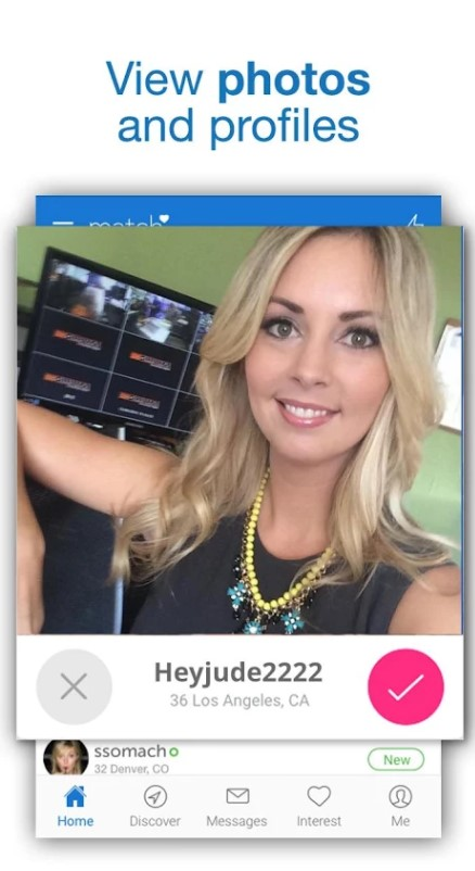 Match Dating App - Best Dating Apps for Android - Free Dating App to Meet New People - Dating apps for android
