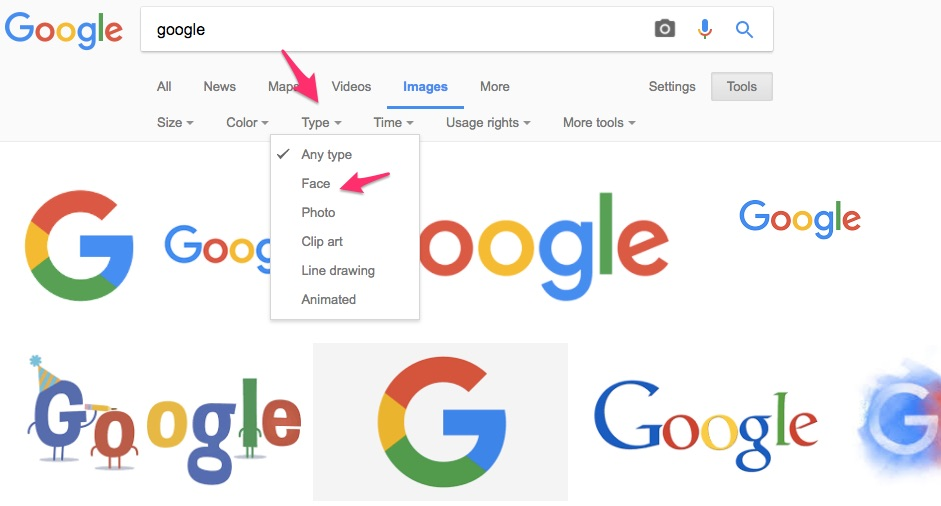 Google Search Tips and Tricks to Find the Type of Images You Want