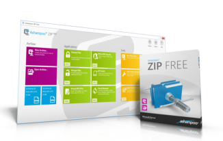 Ashampoo Zip Free - Best Winzip and Winrar alternatives - Top 10 Best Free WinZip and WinRar Alternatives Software