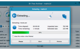 B1 Free Archiver - Best Winzip and Winrar alternatives - Top 10 Best Free WinZip and WinRar Alternatives Software
