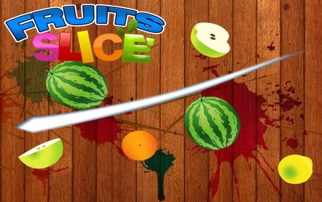 Fruit Slice - Best Chrome Games to Play Without WiFi - Best Free Games without WiFi - No WiFi Games for Chrome
