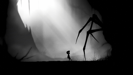 limbo - best offline games for iPhone - Top 9 Best Offline Games for iPhone - No WiFi Games to Play Offline