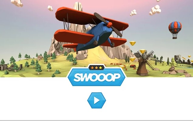 Swooop - Best Chrome Games to Play Without WiFi - Best Free Games without WiFi - No WiFi Games for Chrome