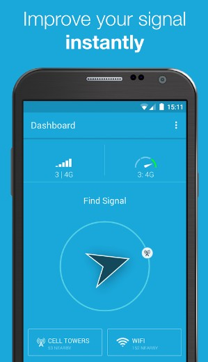 speed test wifi 4g maps - network booster apps - Network Signal Booster Apps for Android - 7 Best Signal Booster Apps for Android to Boost Signal Strength for Free