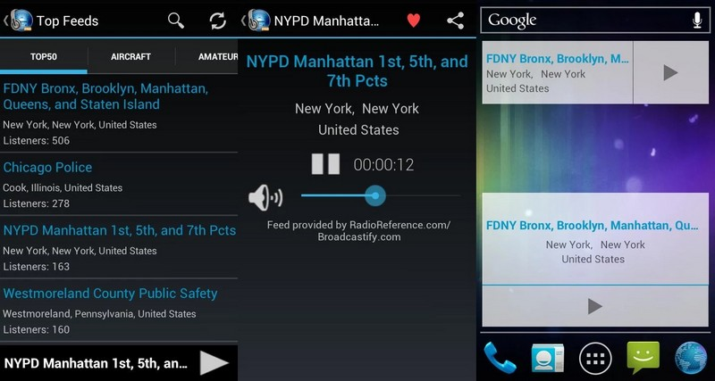 My Scanner Police Scanner Radio - Best Police Scanner Radio App for Free- Best Police Scanner Radio App for Free - Best Police Scanner Apps for Free on Android