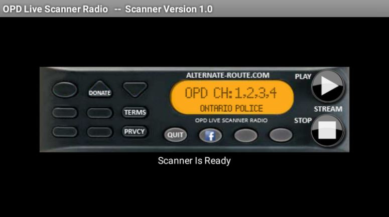 OPD Live Scanner Radio App - Best Police Scanner Radio App for Free- Best Police Scanner Radio App for Free - Best Police Scanner Apps for Free on Android
