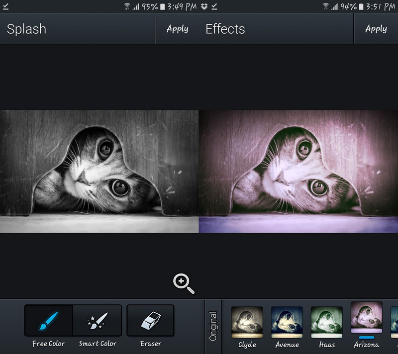 Best android app to colorize black and white photos how to colorize black and white
