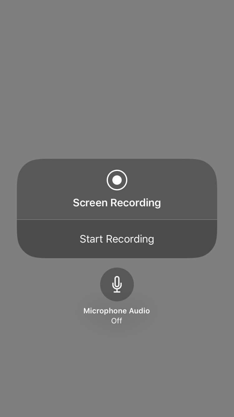 Screen Recording on iPhone - How to Screenshot on Snapchat without them Knowing