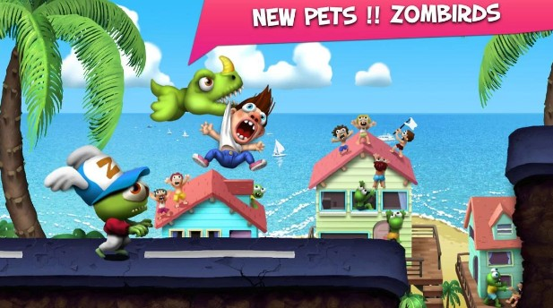 zombie tsunami - Best Free Zombie Games for Android with Great Zombie Killing Experience