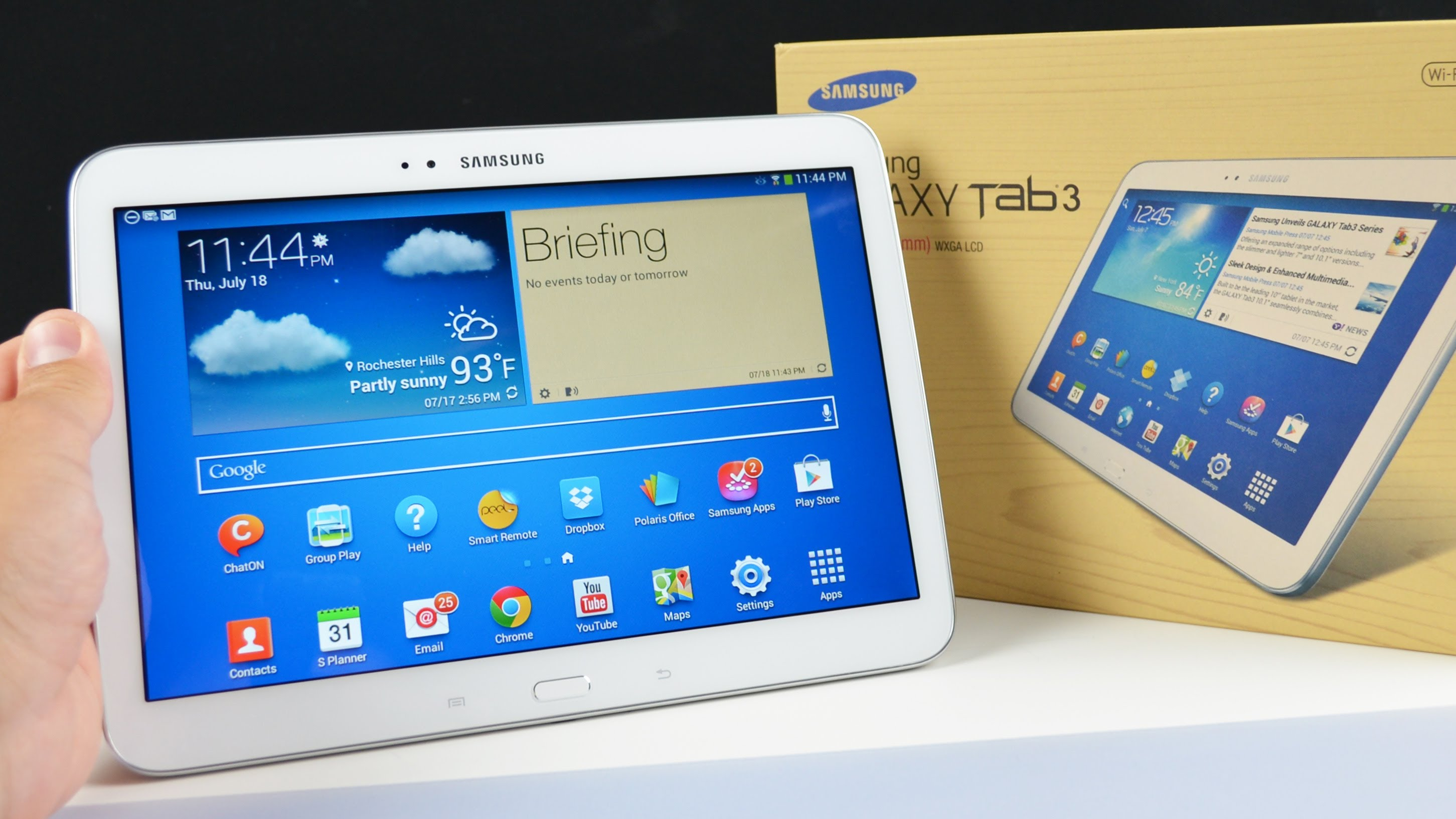Samsung Galaxy Tablet - Best Tablets for College Students - Top 7 Best Tablets for College Students