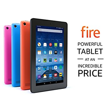 Kindle Fire HD Tablet - Best Tablets for College Students - Top 7 Best Tablets for College Students