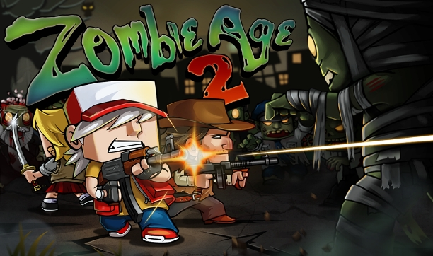 zombie age - free zombie games for android - Best Free Zombie Games for Android with Great Zombie Killing Experience