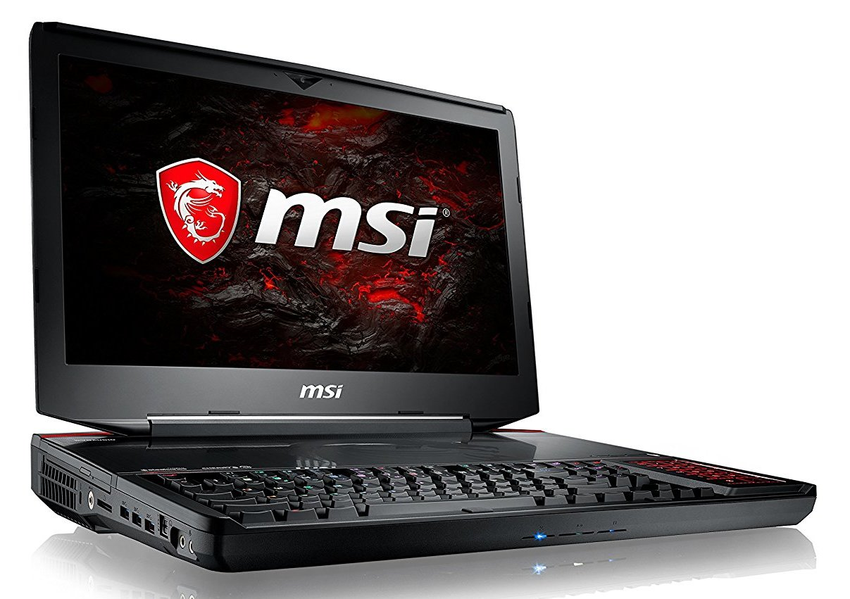 MSI VR Titan - Top 7 Best MSI Gaming Laptops - Best Gaming Laptops from MSI