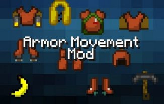 Armor Movement Mod - Best Minecraft Mod Packs - 17 Best Minecraft Mods of All Time - Best Mods for Minecraft