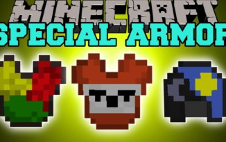 Special Armor - Best Minecraft Mod Packs - 17 Best Minecraft Mods of All Time