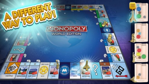 monopoly - Best Games for Chromecast - Best Chromecast Games - Top 10 Best Chromecast Games for Android to Play on Chomecast