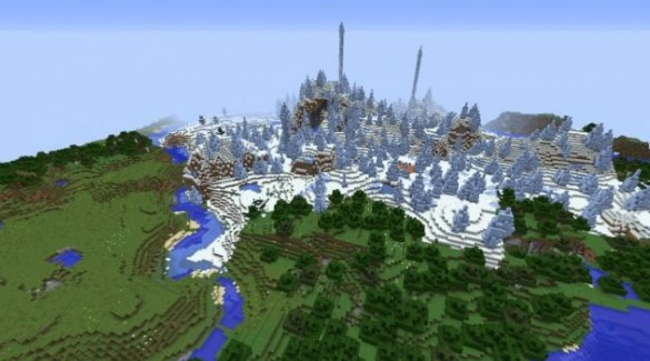 Best Minecraft Seeds Available - Best Minecraft Pe Seeds