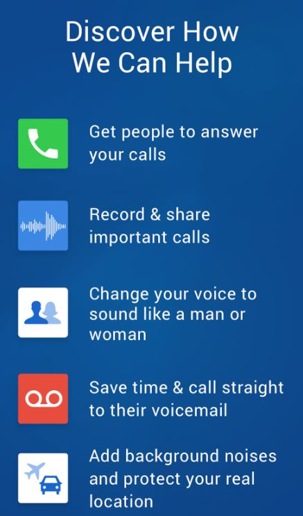 Incognito Caller ID - Top 7 Best Change My Number Apps to Change Your Phone Number - Apps to Change Phone Number - Change Your Phone Number